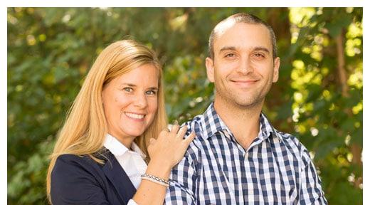 Chiropractors David & Carla LeClerc
